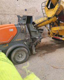 Pumpa na beton - čerpadlo na beton